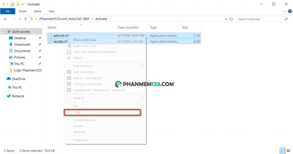 Download AutoCAD 2007 Full Crack Google Drive mới nhất