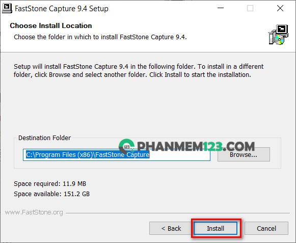 Download FastStone Capture 9.6 Key Full bản quyền mới nhất 2021