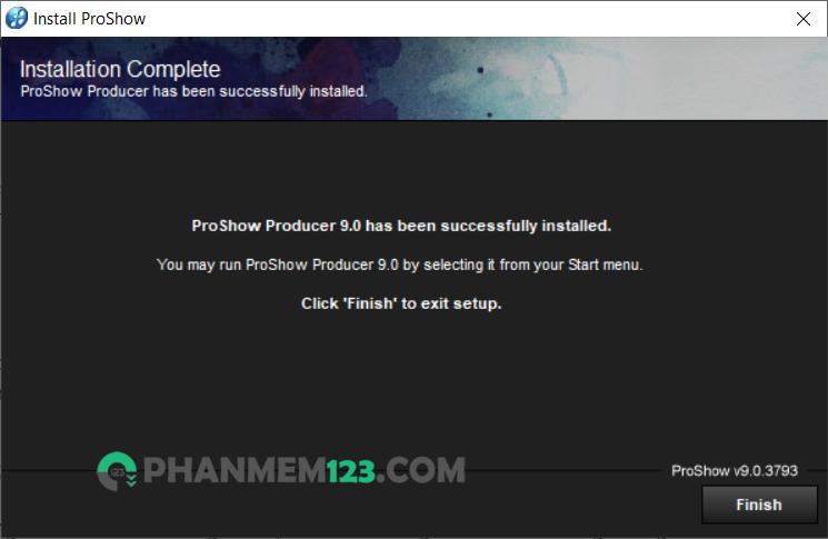 Download Proshow Producer 9.0 Full mới nhất 2021